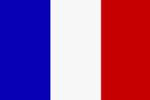 Frankreichflagge