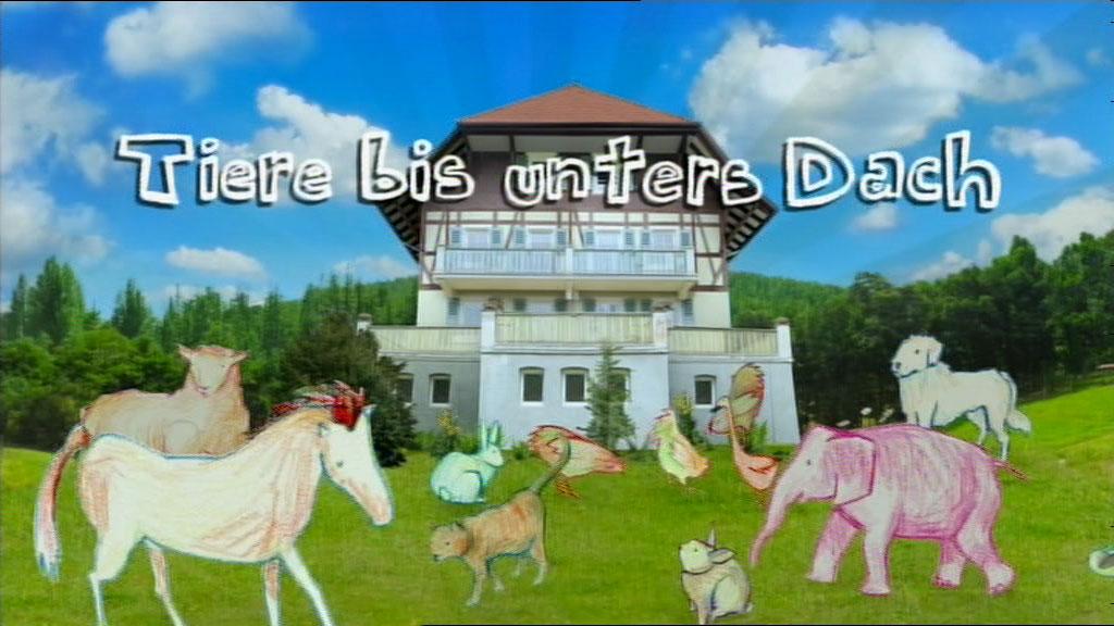 Tiere bis unters Dach